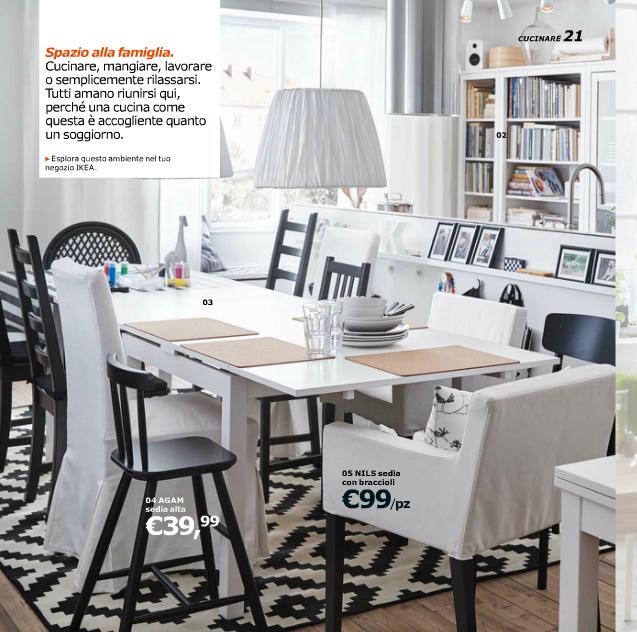 Idee soggiorni ikea idee per il design della casa for Ikea soggiorni