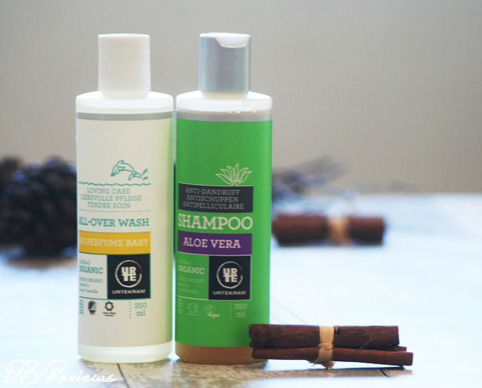 Urtekram Organic Body Care Products Review and Giveaway