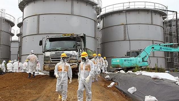 planta nuclear de Fukushima