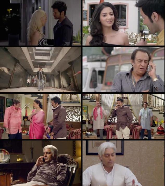 Spark 2014 Hindi 480p WEBRip 300mb