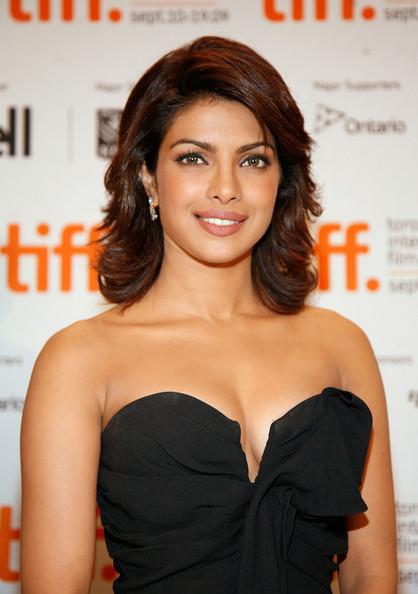 A Film Actress Priyanka Chopra
