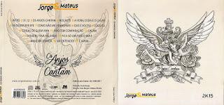 CD Jorge & Mateus – Os Anjos Cantam (2015) Oficial