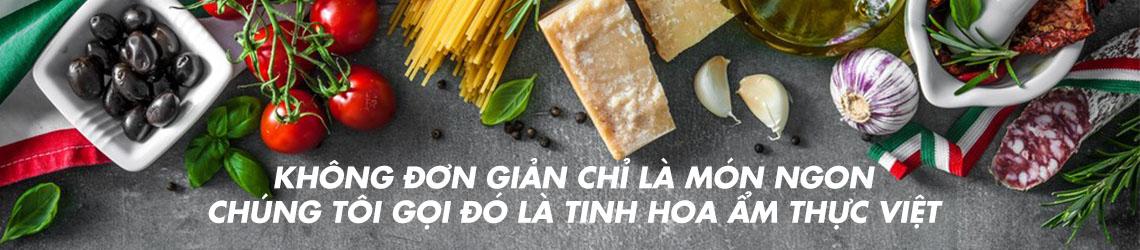 Ẩm Thực 24h - Ẩm thực Việt Nam - Châu Á - Châu Âu