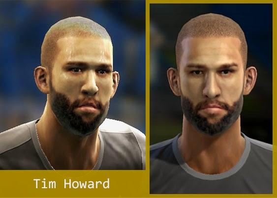 Matthew Howard Tim Howard