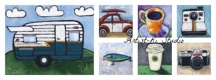 Artist-Ri Studio