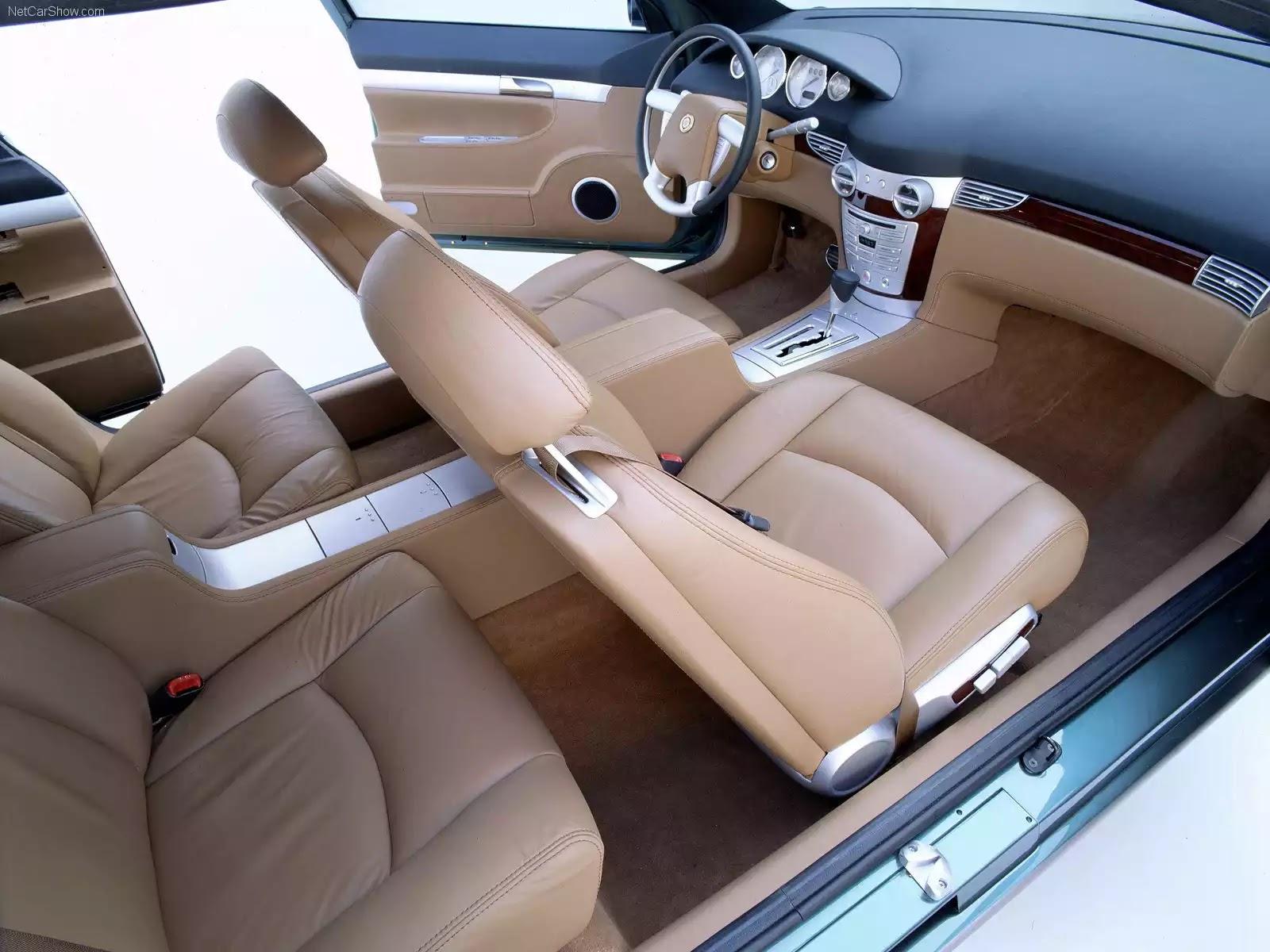 Hình ảnh xe ô tô Chrysler Citadel Concept 1999 & nội ngoại thất