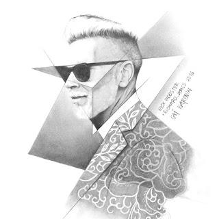 Nick Wooster illustration by Kai Karenin