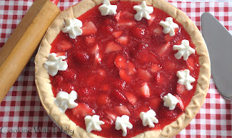 My Mama's Strawberry Pie