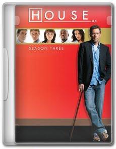 Dr. House 3ª Temporada Completa DVDRip RMVB Dublado