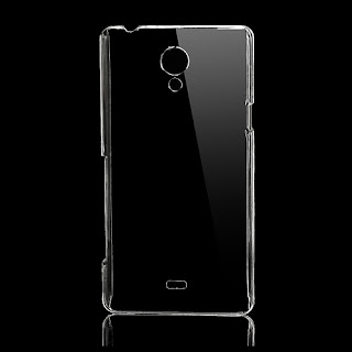 Transparent Clear Crystal Case Shell for Sony Xperia T LT30p LT30i Mint