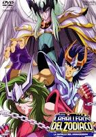 Los Caballeros del Zodiaco Contra Lucifer (1989).
