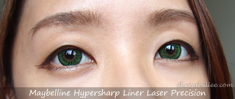 Maybelline Hypersharp Liner Laser Precision Review