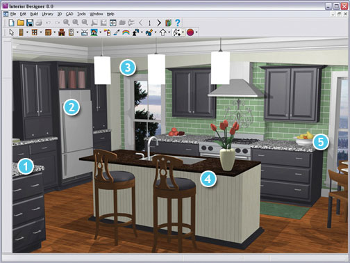 Fresh interior design kitchen design software Kitchen design software for beginners