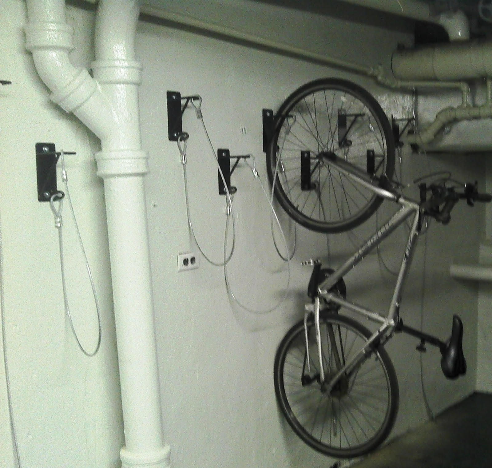 New Bike Racks Generate Excitement For Nyc Buildings By Eliminating Cramped Rooms And Generating Income