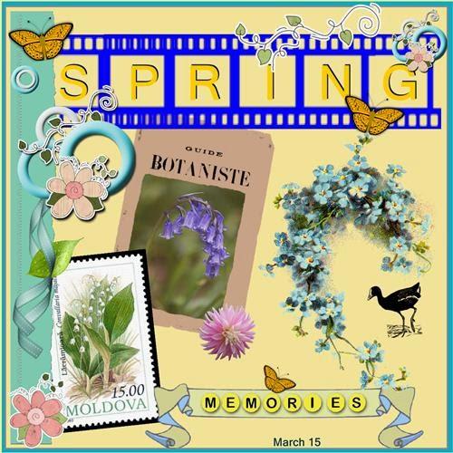 page 3 - Spring memories