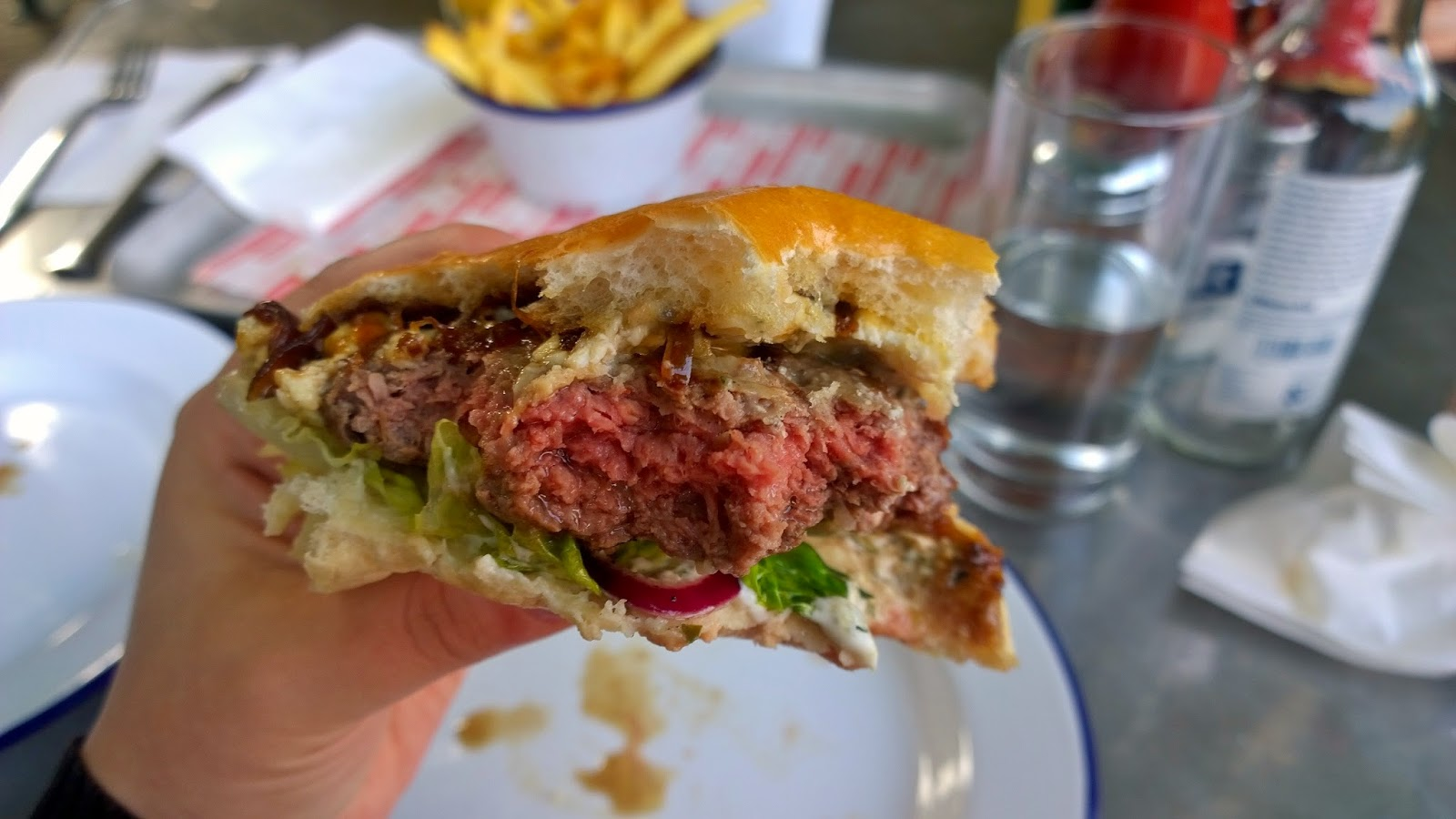 Three Brothers Burgers Bristol