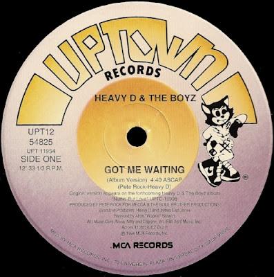 Heavy D. & The Boyz – Got Me Waiting (VLS) (1994) (320 kbps)