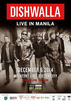 Dishwalla Live in Manila