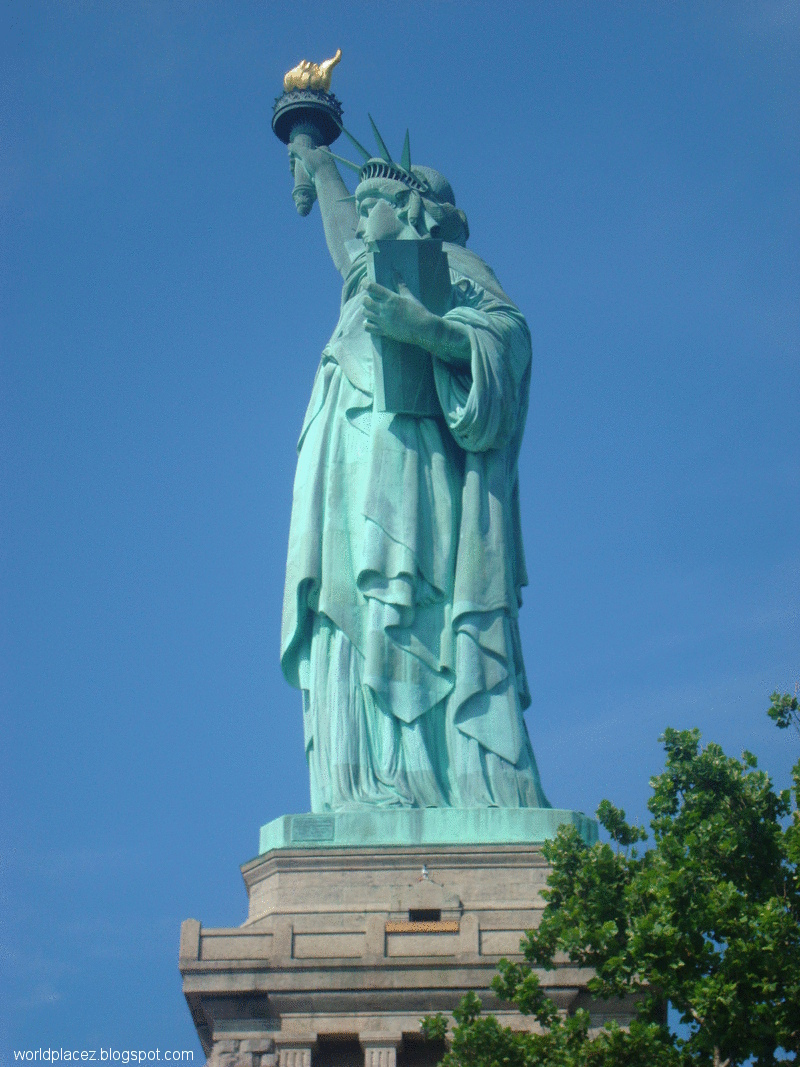 the statue of liberty Listenings exercise a nice video about the statue of liberty.