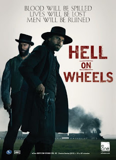 Download - Hell On Wheels S03E01 E02 - HDTV + RMVB Legendado