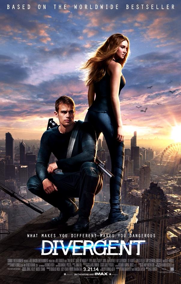 Póster de Divergent
