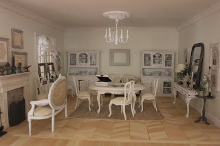 Sala Da Pranzo Shabby : La casa di lu: la sala da pranzo