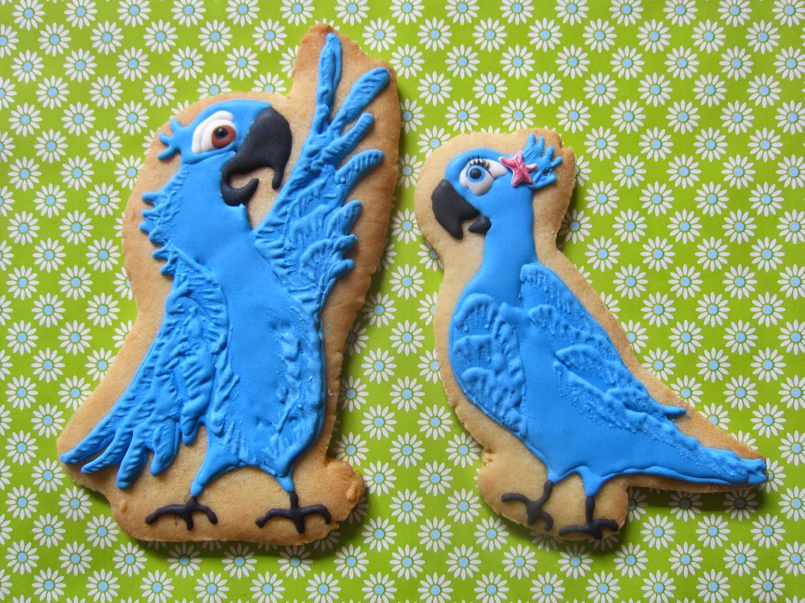 Rio kekszek / Rio cookies