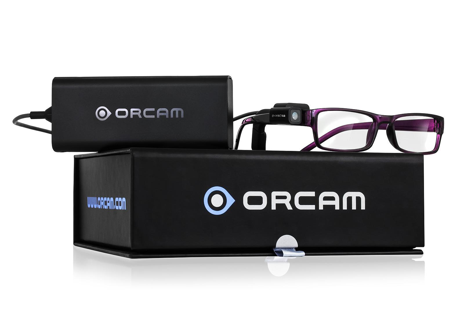 *ORCAM* LO ULTIMO EN LA TECHNOLOGIA PARA LOS NO VIDENTES