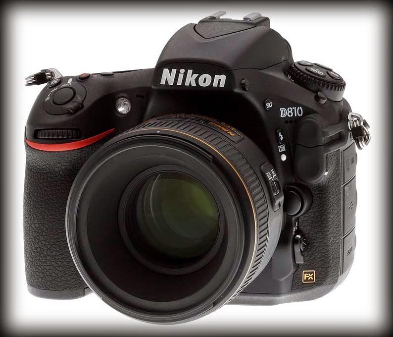 Spesifikasi dan Harga Kamera DSLR Nikon D810