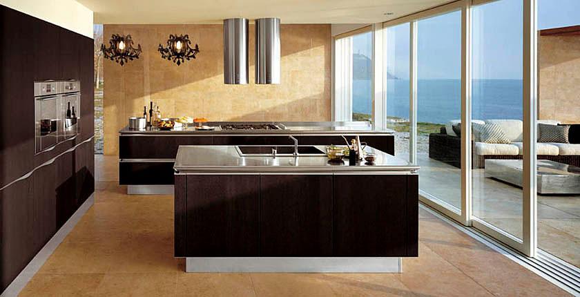 Las islas de cocina y sus composiciones cocinas con estilo for Decoracion de islas de cocina