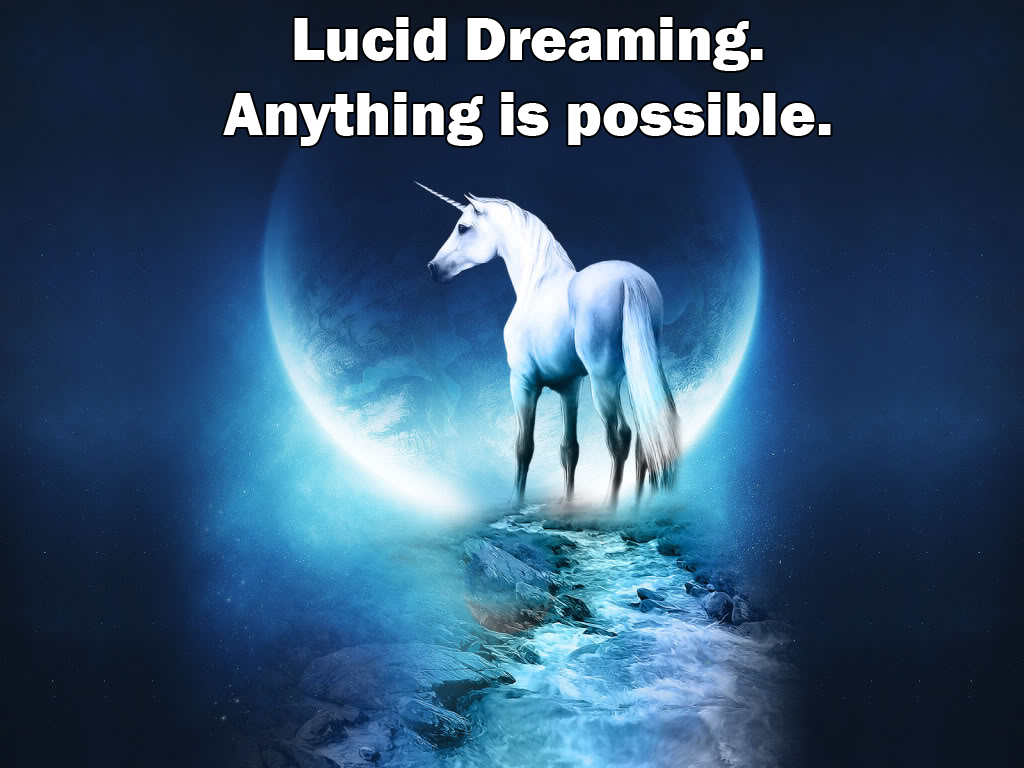 lucid dreaming Lucid dreams can be more than escapist fantasy, but in order to reap the benefits of your slumbering mind, you must first tell your brain that your dreams matter welcome to week two of lifehacker's lucid dream workshop, oneironauts.