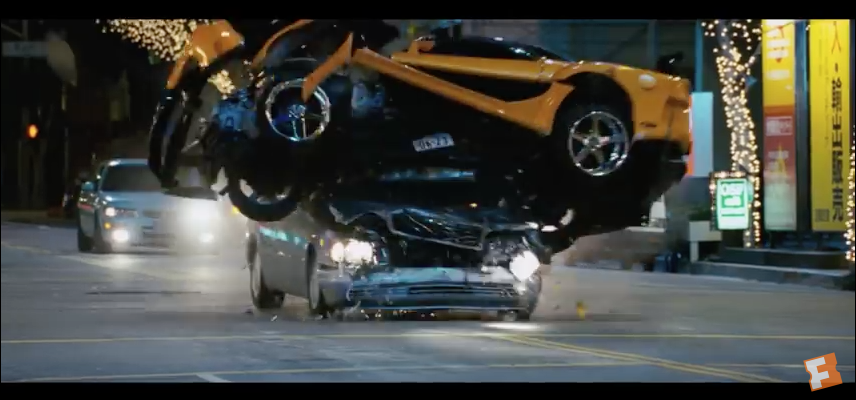 What Kind Of Car Was Han Driving In Tokyo Drift