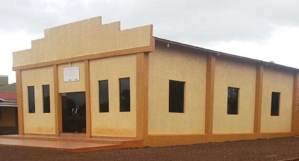 Iglesia Evangelia Asambleia Dios Misionera,Villa Itaipú, San Alberto, Paraguay