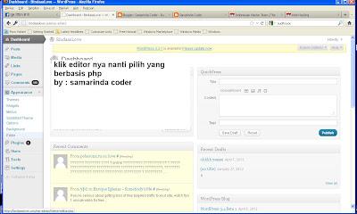 cara upload shell di wordpress