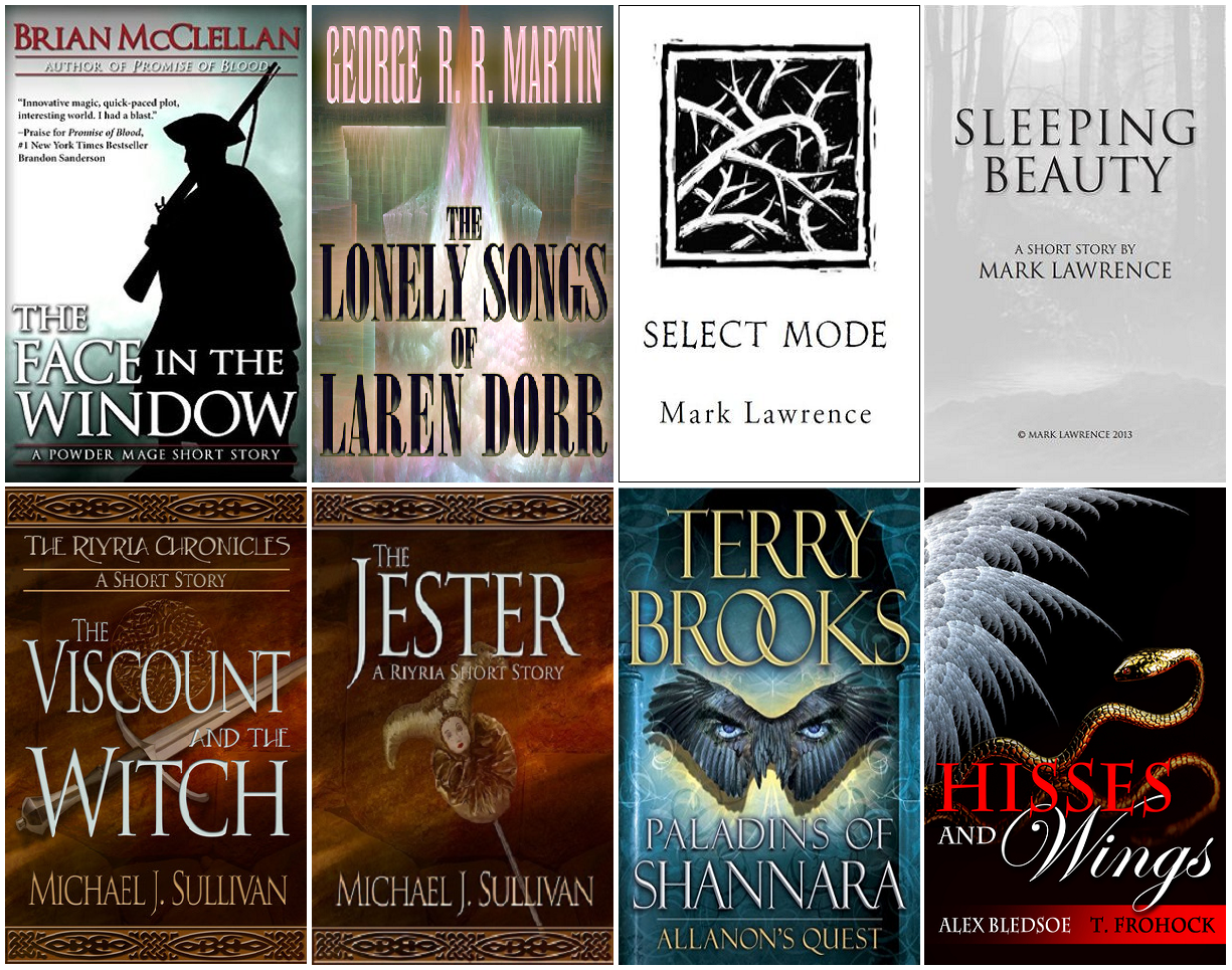 The Grimdark Alliance Posted A List Of Eight Great Short Stories Under  $099 And I Thought I Would Share It Here Is A Link