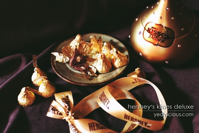 Hershey's Kisses Deluxe Chocolate Philippines, Hershey's Chocolate Blog Review Website Facebook Twitter Instagram