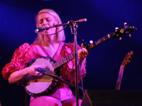 Thea Hjelmeland en concert