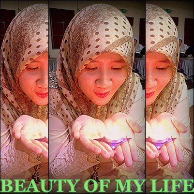 beauty of my life