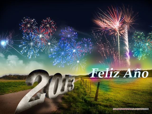 Imagen Fondo de Pantalla Feliz 2013