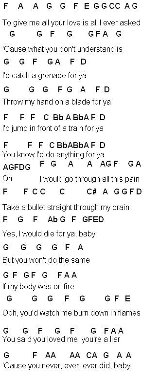 Fluters Music Granade