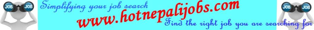 Jobs in Nepal