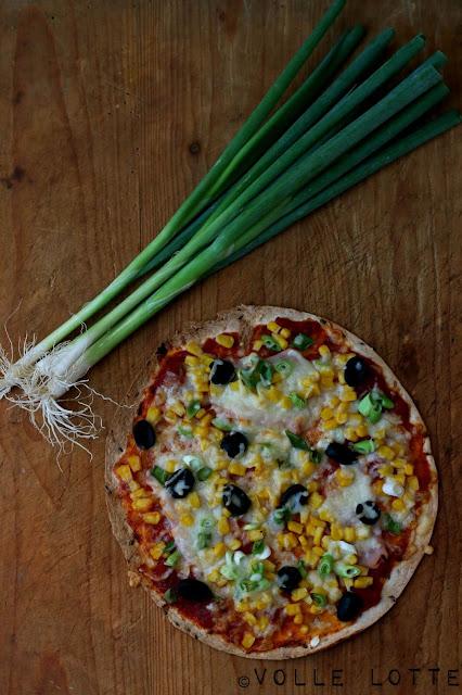 Blitzrezepte, Pizza, schnell, keine Zeit, schnell gekocht