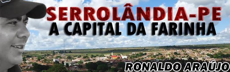 BLOG:RONALDO ARAÚJO