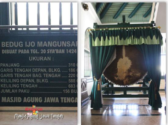 beduw terbesar di Jawa tengah