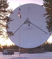 Radaren ved Sodankylä