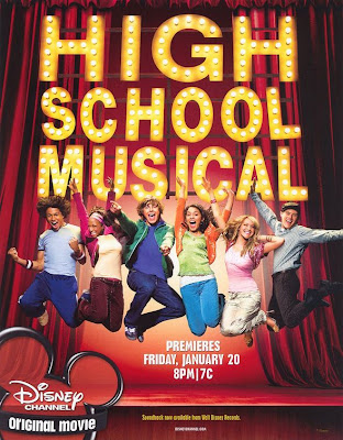 descargar High School Musical &#8211; DVDRIP LATINO
