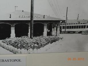 sebastopol railroad museum