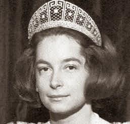 Marie Cécile de Prusse-Hohenzollern-grand-duché d'Oldenbourg