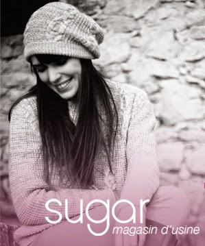 Le magasin d'usine Sugar dans les Bouches du Rhône