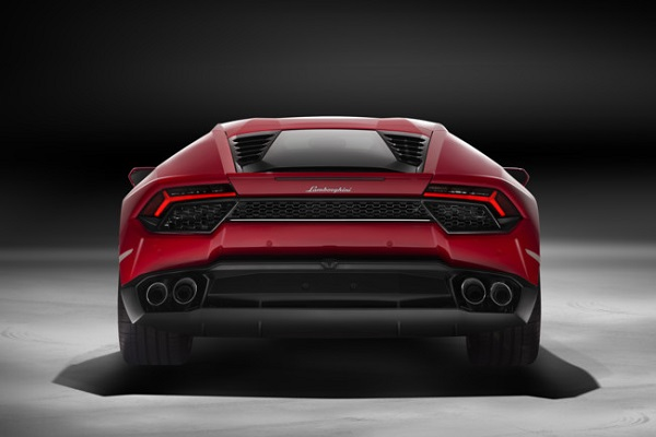 Lamborghini Huracán LP580-4